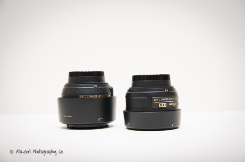 Ata-Girl Photography Co. | Nikon Prime Lenses