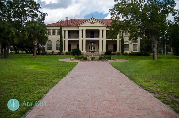 The Berclair Mansion, a South Texas Wedding Venue